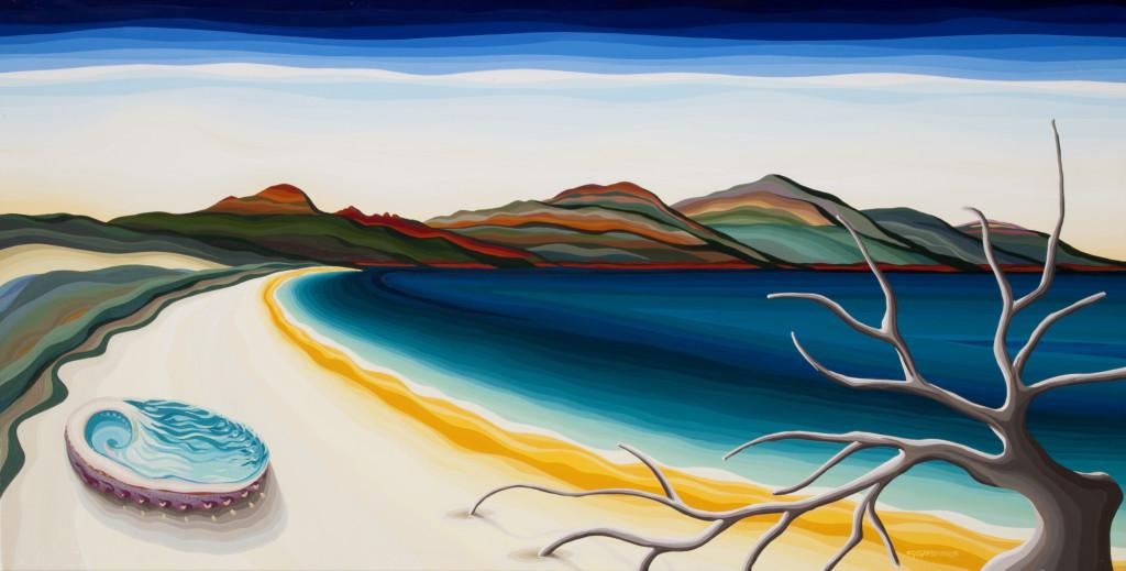 Wineglass Bay Freycinet